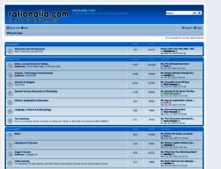 rationalia.com screenshot