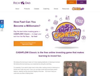 ratrace-rescue.com screenshot