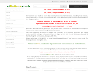 ratrations.com screenshot