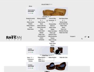 rattan-island.com screenshot