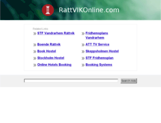 rattvikonline.com screenshot