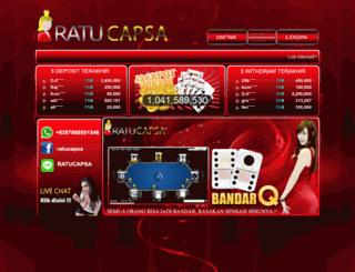 ratucapsa.com screenshot