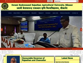 raubikaner.org screenshot