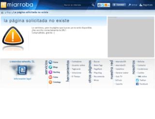 raulcornejocoa.blogcindario.com screenshot