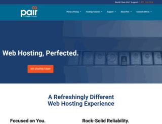 raung.pair.com screenshot