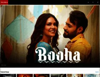 raunka.com screenshot