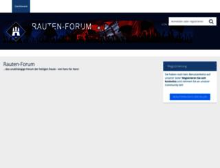 rauten-forum.de screenshot