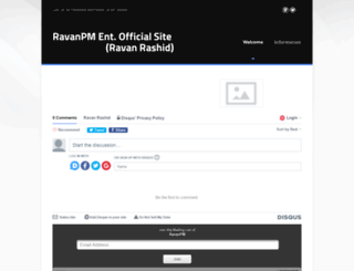 ravanpm.weebly.com screenshot