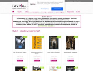 ravelo.pl screenshot