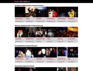 ravemedia.net screenshot