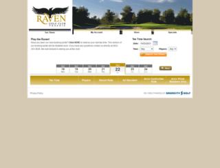 raven.quick18.com screenshot