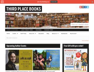 ravenna.thirdplacebooks.com screenshot