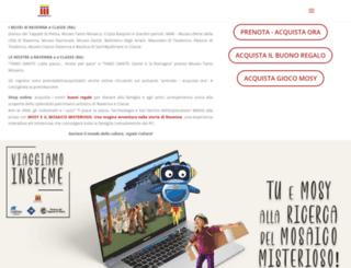 ravennantica.it screenshot