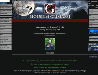ravensloft.biz screenshot