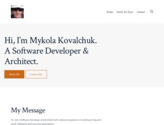 ravlyk.net screenshot