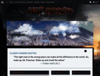 raw-recruits.com screenshot