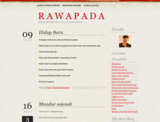 rawapada.wordpress.com screenshot