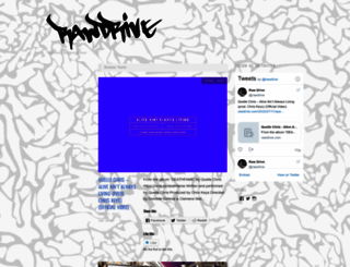 rawdrive.com screenshot
