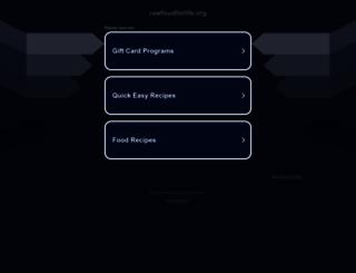 rawfoodforlife.org screenshot