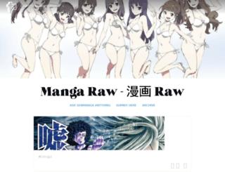 rawsenmanga.tumblr.com screenshot