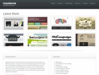 rawsterne.co.uk screenshot
