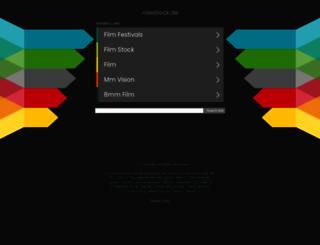 rawstock.de screenshot