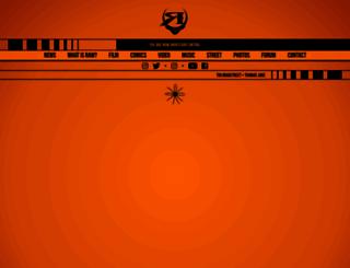 rawstudios.com screenshot