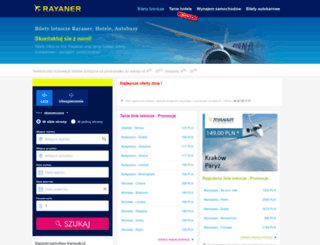 rayaner.pl screenshot