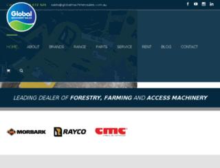 raycomfg.com.au screenshot