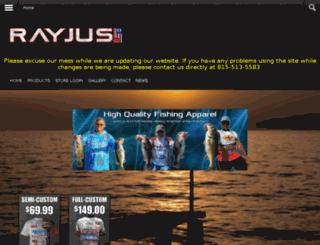 rayjus.com screenshot
