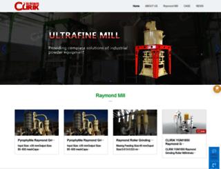 raymond-mill.com screenshot