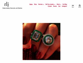 raymondleejewelers.net screenshot