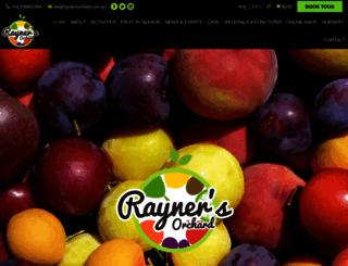 raynerstonefruit.com.au screenshot