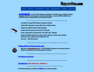 rayonline.com screenshot