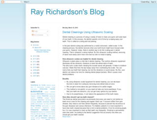 rayrichardson.blogspot.in screenshot