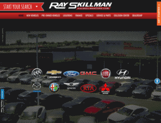 rayskillman.com screenshot