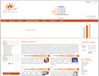 rayssoft.com screenshot