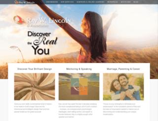 raywlincoln.com screenshot