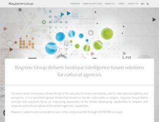 rayzoneg.com screenshot