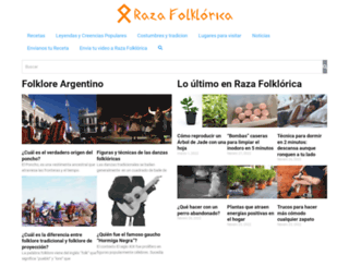 razafolklorica.com screenshot