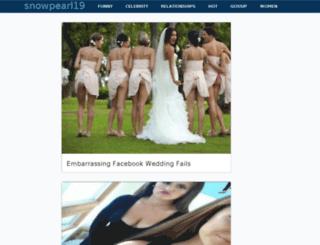 razeev.amazeworthy.com screenshot