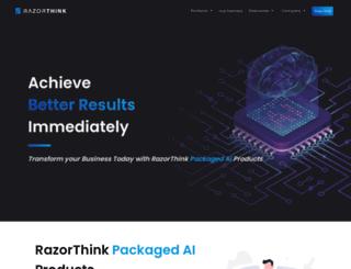 razorthink.com screenshot
