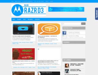 razrd3.blogspot.com.br screenshot