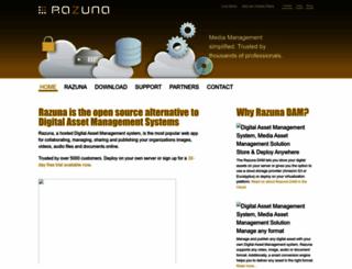 razuna.org screenshot