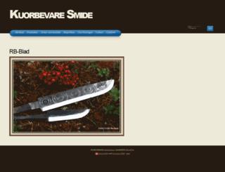 rb-blad.se screenshot