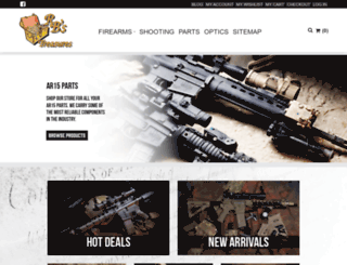 rb-treasures.com screenshot