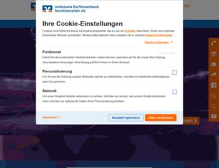 rb-weiden.com screenshot