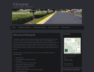 rbasphalt.wordpress.com screenshot