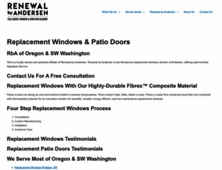 rbawindowsnw.com screenshot