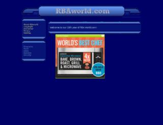 rbaworld.com screenshot